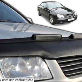 Protection de capot, bra pour Mercedes CLK (A209)