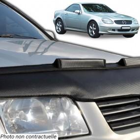 Protection de capot, bra pour Mercedes SLK (R170)