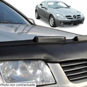 Protection de capot, bra pour Mercedes SLK 3 (R171)