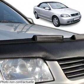 Protection de capot, bra pour Opel Astra G
