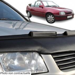 Protection de capot, bra pour Opel Kadett E