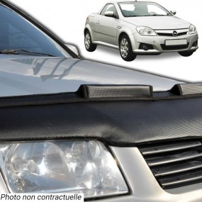 Protection de capot, bra pour Opel Tigra TwinTop