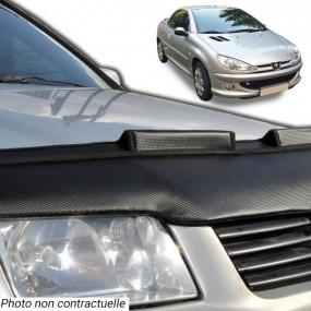 Protection de capot, bra pour Peugeot 206 CC