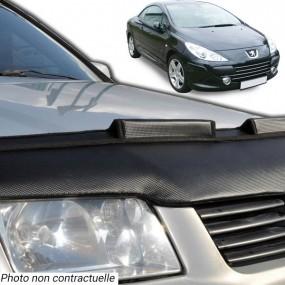 Protection de capot, bra pour Peugeot 307 CC