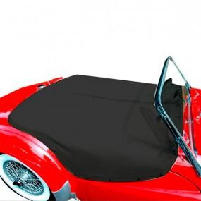 Couvre-tonneau Triumph TR2 cabriolet en Alpaga