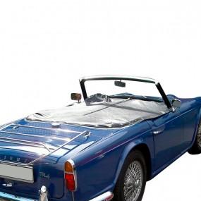 Couvre-tonneau en Alpaga Triumph TR4 cabriolet