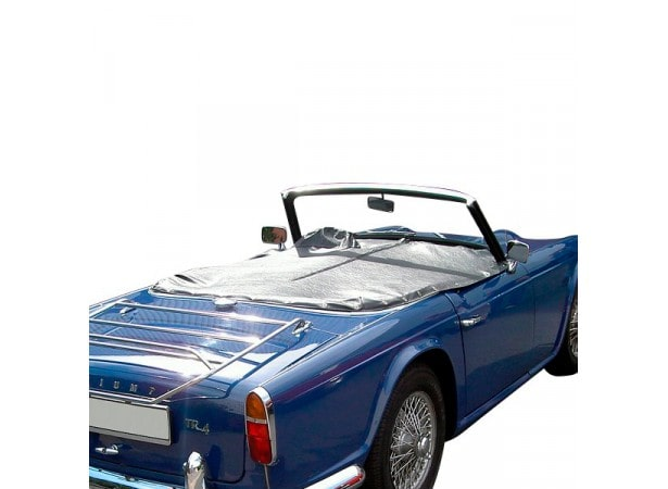 Couvre Tonneau Triumph TR4 cabriolet en Alpaga