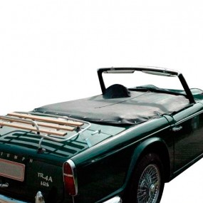 Couvre-tonneau en Alpaga Triumph TR4A cabriolet