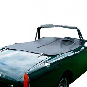 Couvre-tonneau Triumph TR250 cabriolet en Alpaga
