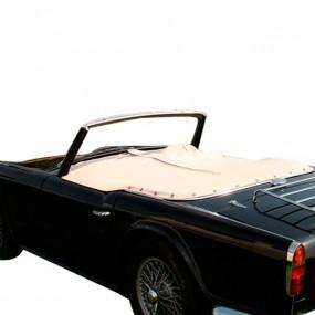 Couvre-tonneau en Alpaga Triumph TR5 cabriolet