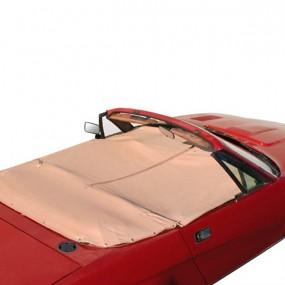 Couvre-tonneau en Alpaga Triumph TR7 cabriolet