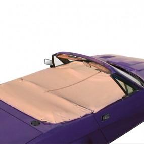 Couvre-tonneau en Alpaga Triumph TR8 cabriolet
