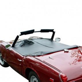 Couvre-tonneau en Alpaga Triumph Spitfire MK3 cabriolet