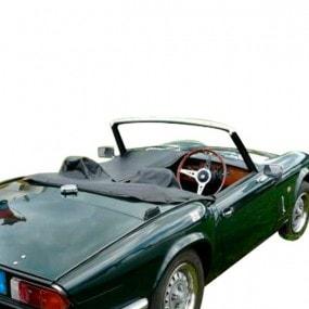 Couvre-tonneau en Vinyle Triumph Spitfire MK4 cabriolet