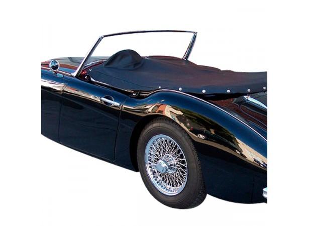 Couvre Tonneau Austin Healey 100-6 BN6, 3000 BN7 cabriolet en Alpaga