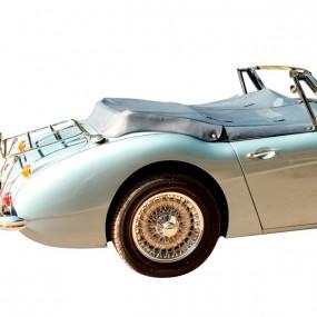 Couvre-tonneau en Alpaga Austin Healey BJ8 cabriolet