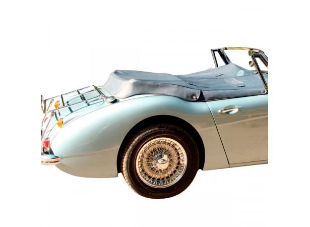 Couvre Tonneau Austin Healey BJ8 cabriolet en Alpaga