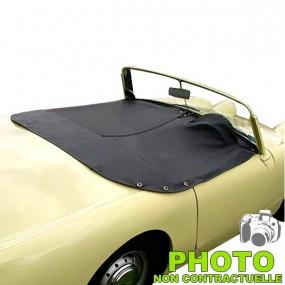 Couvre-tonneau en Alpaga Austin Healey Sprite MK3 cabriolet