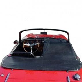 Couvre-tonneau en Alpaga Lotus Elan S1/S2 cabriolet
