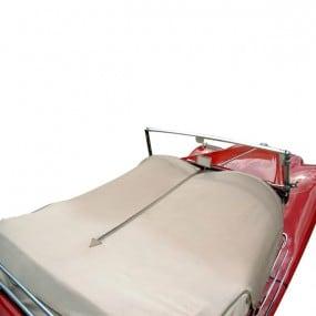 Couvre-tonneau en Alpaga pour cabriolet MG TF