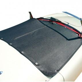 Couvre-tonneau en Alpaga MG A cabriolet MK1