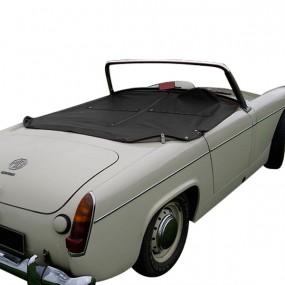 Couvre-tonneau en Alpaga pour cabriolet MG Midget MK1
