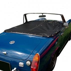 Couvre-tonneau en Alpaga pour cabriolet MG Midget MK2