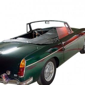 Couvre-tonneau en Alpaga pour cabriolet MG B