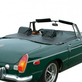 Couvre-tonneau en Alpaga pour cabriolet MG B 1971 à 1980