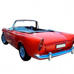 Couvre-tonneau en Vinyle Sunbeam Alpine Serie 3 cabriolet