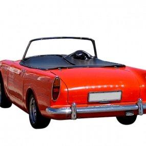 Couvre-tonneau en Vinyle Sunbeam Alpine Serie 4 cabriolet