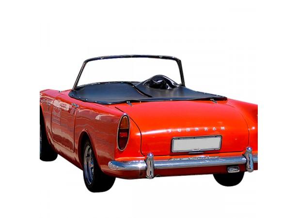 Couvre Tonneau Sunbeam Alpine Serie 4 cabriolet en Vinyle