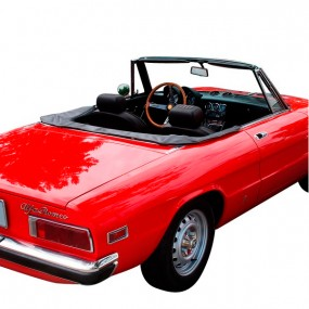 Couvre-capote en Vinyle Alfa Romeo Coda Tronca (1750/2000) cabriolet