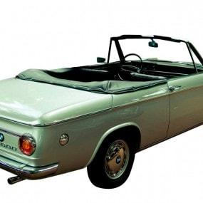 Couvre-capote en Vinyle Bmw 1602/2002 cabriolet (1972+)