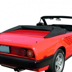 Couvre-capote en Alpaga Sonnenland pour Ferrari Mondial 3L2 cabriolet