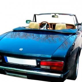 Couvre-capote en Vinyle Fiat 124 CS2 cabriolet
