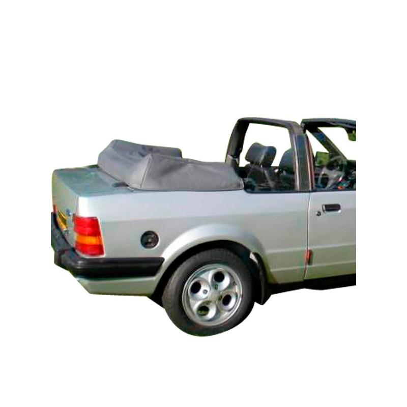 couvre capote en vinyle ford escort 1 cabriolet. Black Bedroom Furniture Sets. Home Design Ideas