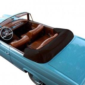 Couvre-capote en Alpaga Sonnenland cabriolet Mercedes W111