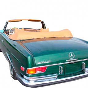 Couvre-capote en Alpaga Sonnenland Mercedes 280 SE (W111) cabriolet