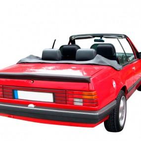 Couvre-capote en simili Opel Ascona cabriolet