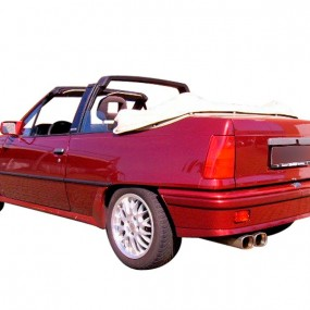 Couvre-capote en Vinyle Opel Kadett E cabriolet