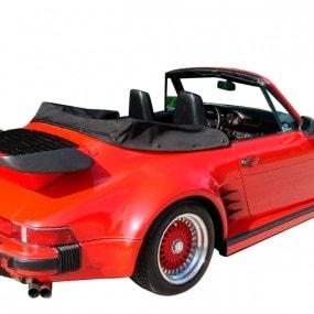 Couvre-capote en Alpaga Sonnenland Porsche 911 cabriolet