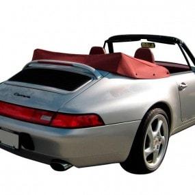 Couvre-capote en Alpaga Sonnenland Porsche 993 cabriolet