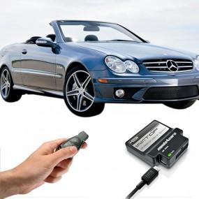 SmartTOP pour Mercedes CLK A209, module d'ouverture/fermeture de toit à distance