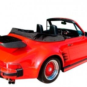Couvre-capote en Alpaga Twillfast II Porsche 911 cabriolet