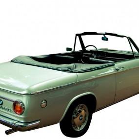Couvre-capote en Vinyle Bmw 1602/2002 cabriolet (avant 1971)
