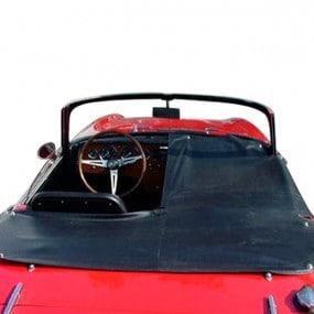 Couvre-tonneau en Alpaga Lotus Elan S3/S4 cabriolet