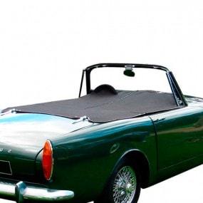 Couvre-tonneau en Alpaga Sunbeam 1725 cabriolet
