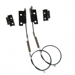 Câbles latéraux 32cm O.E.M de tension capote de BMW Z3 cabriolet