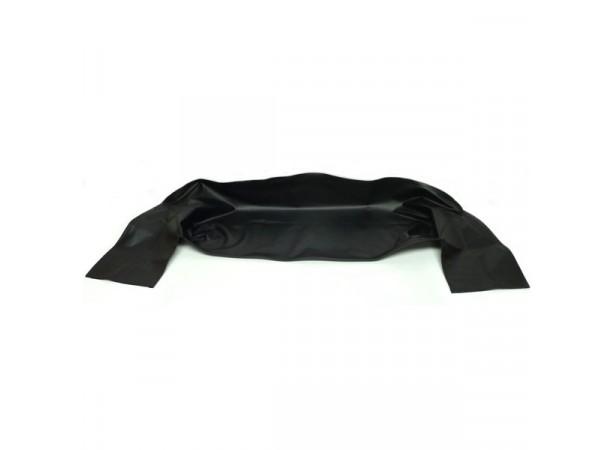 Habillage du coffre à capote en simili noir pour Ford Mustang cabriolet